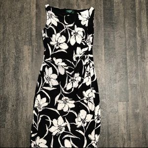 Lauren By Ralph Lauren Floral Dress